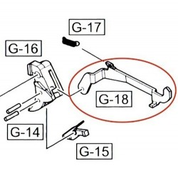 Barre de Transfert pour WE Glock / GP1799