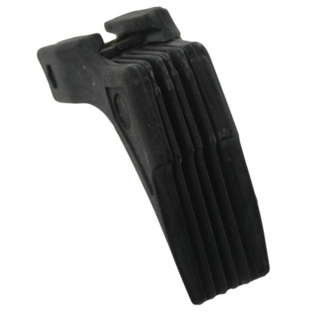 CAA Front Grip for 21mm Former Rail M4 Airsoft - Black Black Eagle Corporation