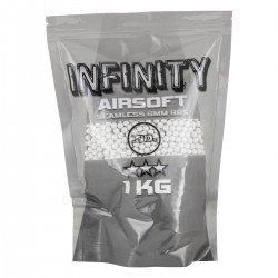 Airsoft : BBs - Infinity 0.30g-1 KG-White
