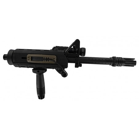 Kit rail pour garde main commando Black