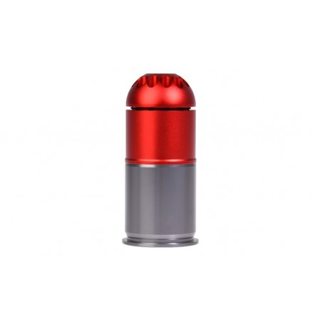 GRENADE 40MM 96 RDS ROUGE