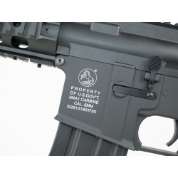 Colt M4 Special Forces Black Full métal 1,2 J /C4