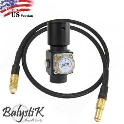 Balystik HPR800C V3 avec ligne noire US