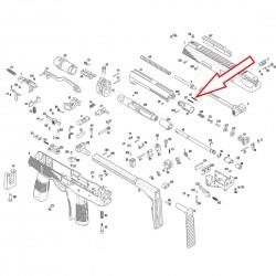 Cylinder Spring MP9 part 87 92F-SPP.17 ou 16165 Ingram M11 part 83 spring
