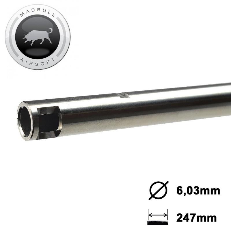 Canon précision madbull 6,03x247, tight bore