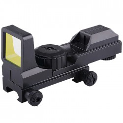 Red Dot Airsoft R-C108 Reflex Sight Replica