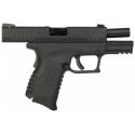 WE XDM Ultra Compact 3.8 GBB Pistol (Noir)