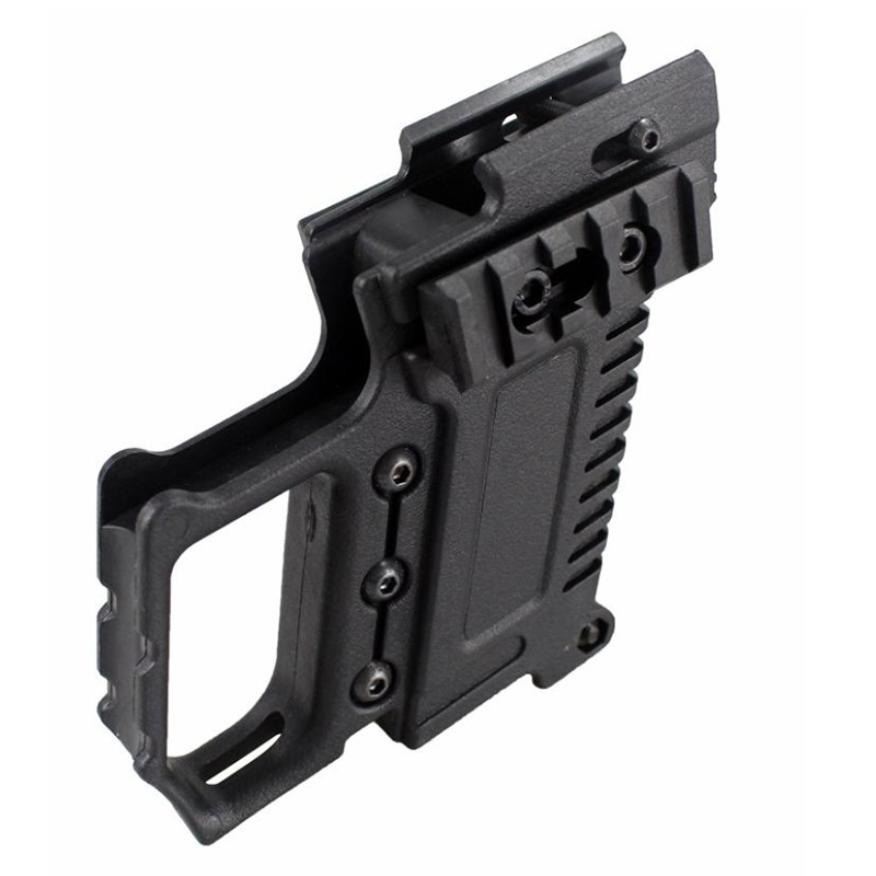 RIS Rail Tactical polymer Grip - dark earth