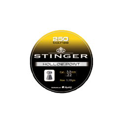 STINGER HOLLOW POINT 5.5 (250)