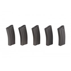 30rd real-cap magazine pour M4/M16 type replique- black