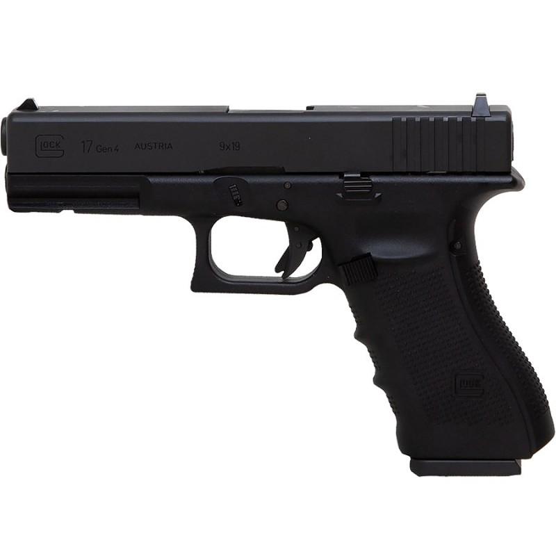airsoft GLOCK G17 6mm GBB Full metal 16 BBs 1,4J-C6