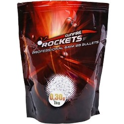 Sachet de 4000 billes 0,30g Rockets Professional