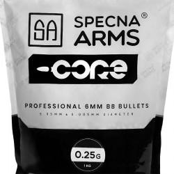 0.25g Specna Arms CORE BBs - 1kg