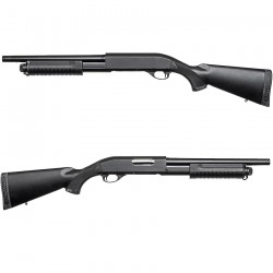 M870 Pump Action Shotgun