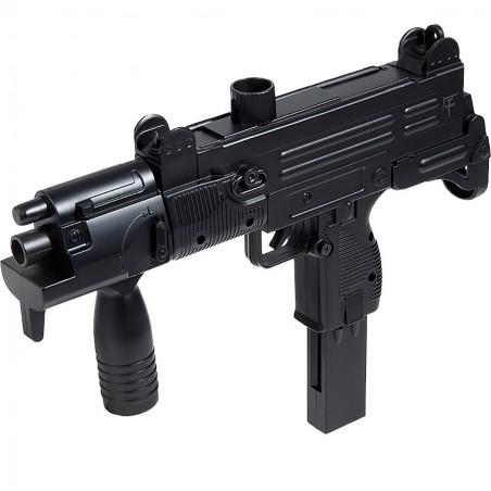 Réplique airsoft UZI pistolet mitrailleur billes 6mm