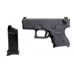 R26 Gen 4 (Mini) Full Auto Gas Blowback Pistol WE