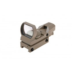 Open Reflex Sight Replique Black Eagle - Tan