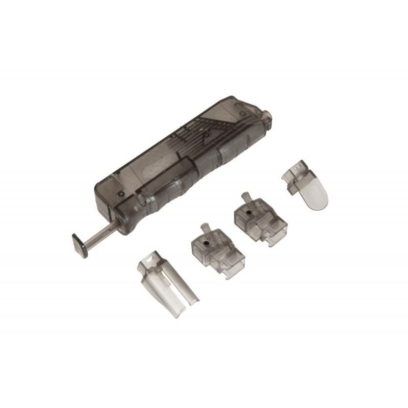 4.5mm Speedloader for Air Guns - Black