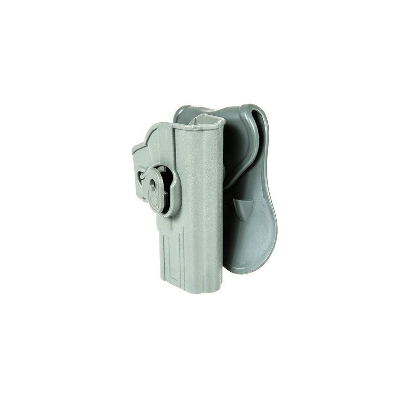 Glock type Holster - grey