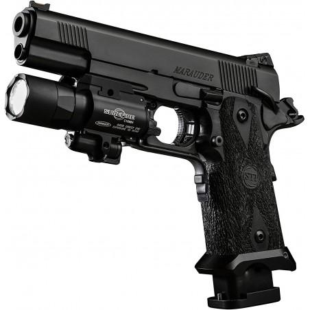 Surefire X400 Handgun Flashlight With Red Laser Sight