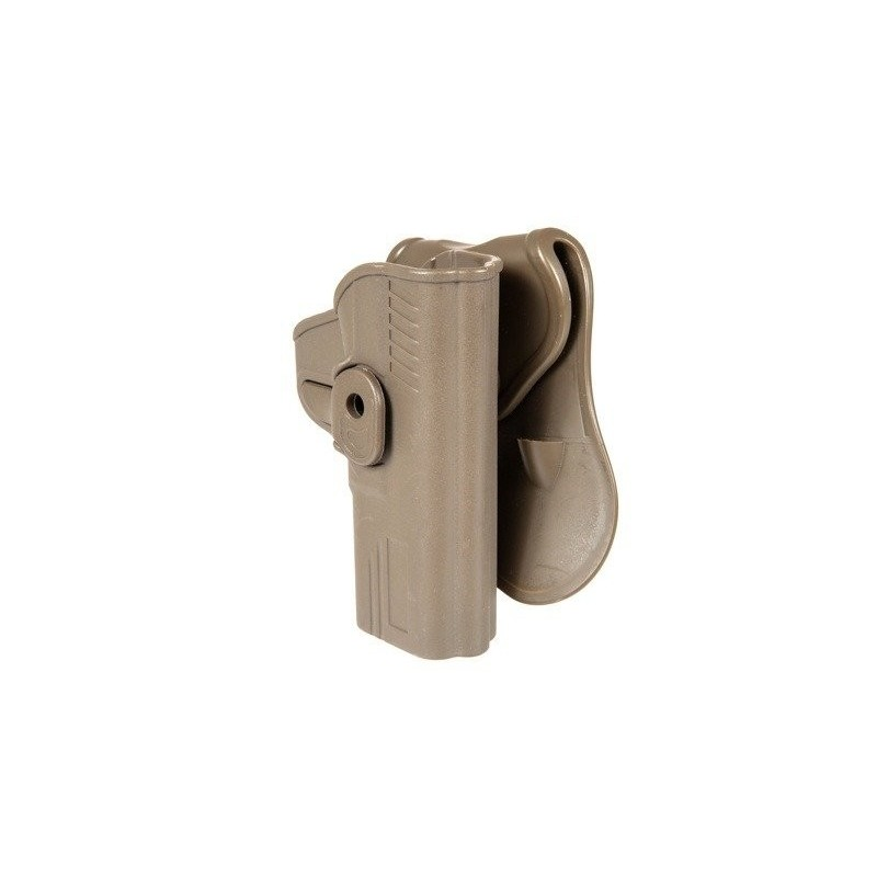 Glock type Holster - tan
