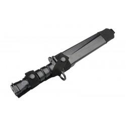 M10 Training Knife Replique - Black