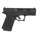 AWc VX9 mod 3 Precut Black Metal slide GBB Gas 6 mm 23BBs 1J /C12