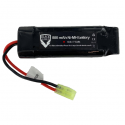 8.4v 800mah nimh battery with mini tamiya