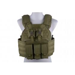 Plate Carrier Tactical Vest - OD