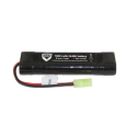 9.6V 1600mah nimh battery with mini tamiya Black Eagle