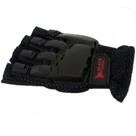 Mitaines Vexor Black L Paintball Airsoft Black Eagle Corporation