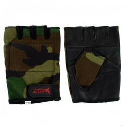 Mitaines Black Eagle Camo green L