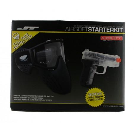 Le kit JT Sig Sauer P228 - Airsoft