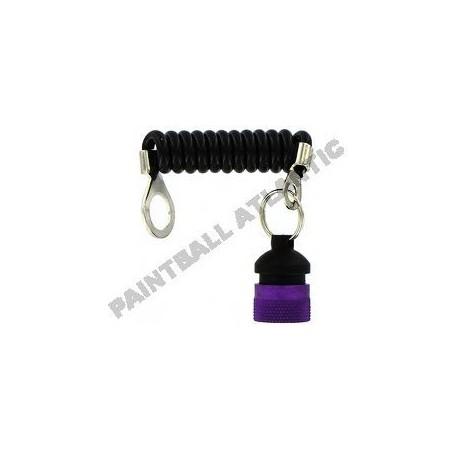 Shroom Cap avec Chaine - Violet