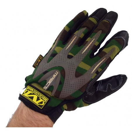 Full Finger Airsoft M-Pact Style Gloves Ver.2 S
