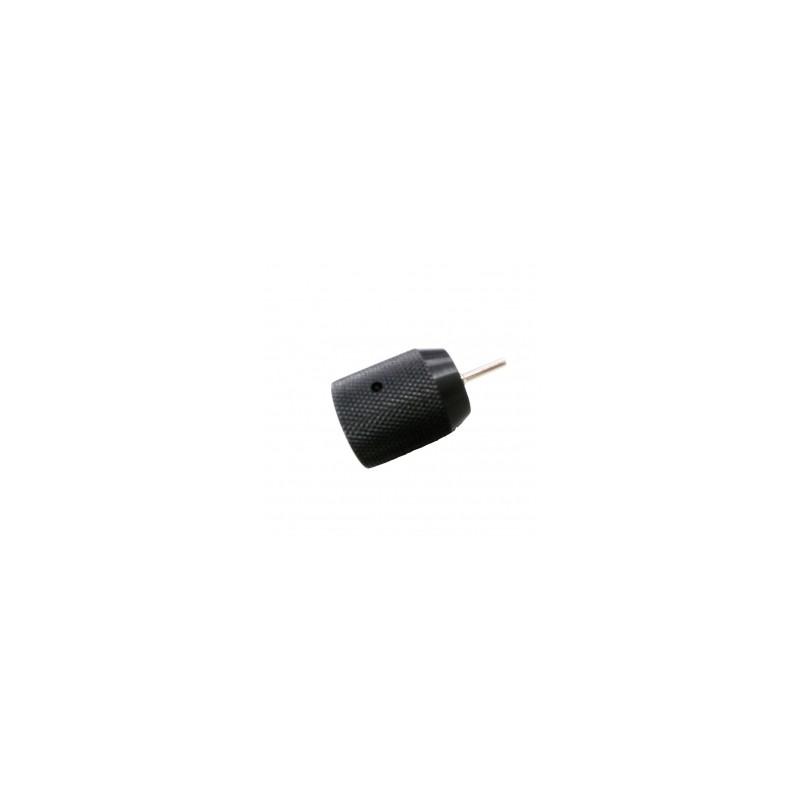 Adaptateur bouteille air CO² pour remplissage des mines et grenades
