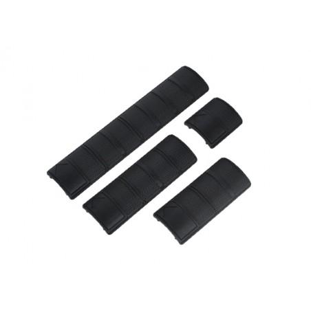 ERGO LOK LowPro 4-Panel Black Eagle Corporation