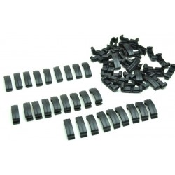 Black Eagle Clips 60 Piece Set BK