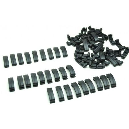 Black Eagle Clips 60 Piece Set BK