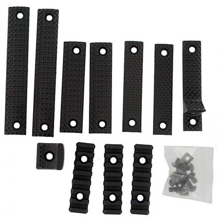 KAC URX 3.1 Deluxe Panel Kit Black Black Eagle Corporation