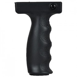 TDI STYLE SHORT GRIP FOR RAIL Black
