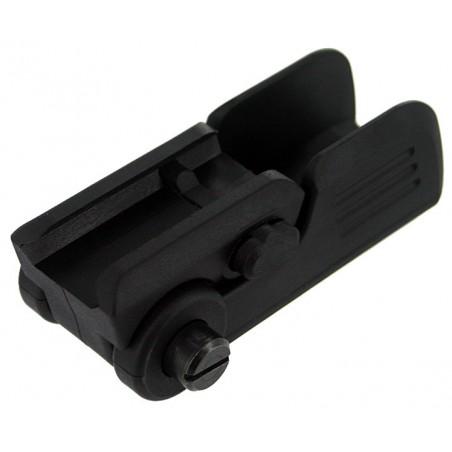 Vertical foldable grip Black Eagle Corporation