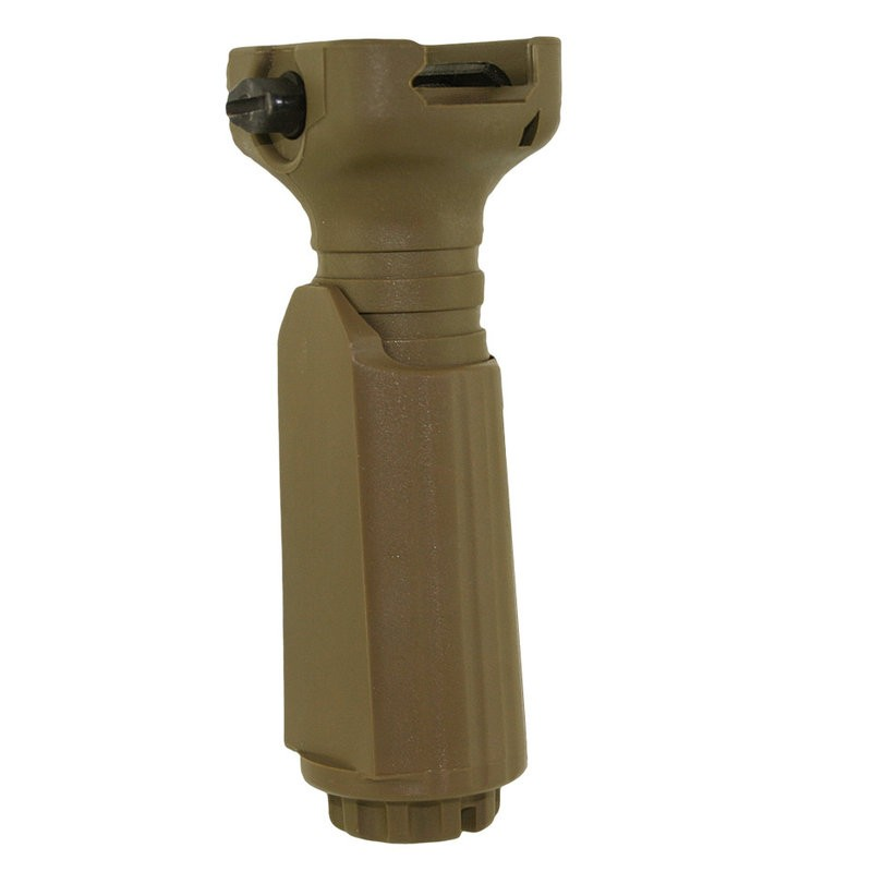 Functional vertical grip Coyotte Black Eagle Corporation